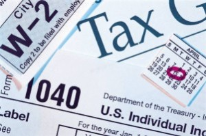 Tax Forms are Here!