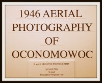 Photo Gallery of Old Oconomowoc Landmarks Now on Display